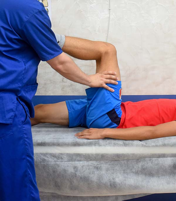 Scolio oporavak kolena ACL